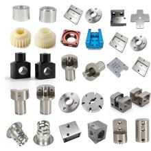 oem cnc metal powder coated machining parts machined aluminum fabrication services