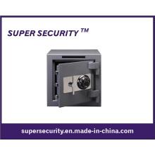 Tarifa de robo compacta segura con depósito de la ranura (STB1414)