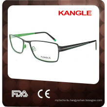 2017 Best desgin classic Man metal optical eyeglasses & metal optical frame