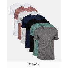 Maillots de coton à manches courtes en jersey / T-shirt en coton
