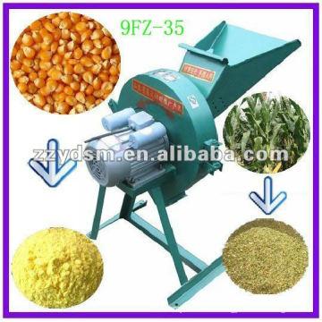 2012 popular multi-function mini corn flour mill machine