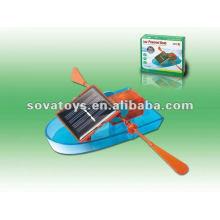 Brinquedo educacional da energia solar