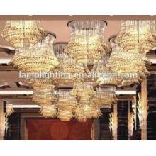 Lámpara moderna del proyecto del hotel decorativo del buen diseño