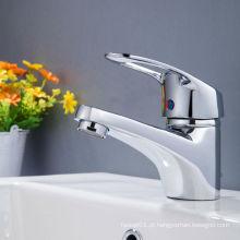 B0019F2 torneira de latão de faucet de torneira de banheiro de latão antigo