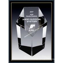 Кристаллическая премия обелиск стерлингов (ню-CW791)
