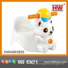Lustige Tier Bär Form Kunststoff Baby Stuhl Toilette