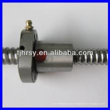 Tornillo de bola TBI de alta precisión con máquina final SFU2510