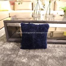 2017 hot new products lamb fur auto cushion car cover