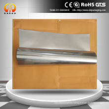 self adhesive brushed silver metalized film