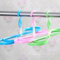 Multi função Secagem Rack /Clothes Hangers / plástico cabides