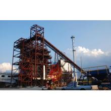 Nickel pig iron blast furnace