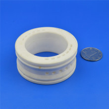Industriell Alumina Zirconia Isolator Keramisk Seal Ring
