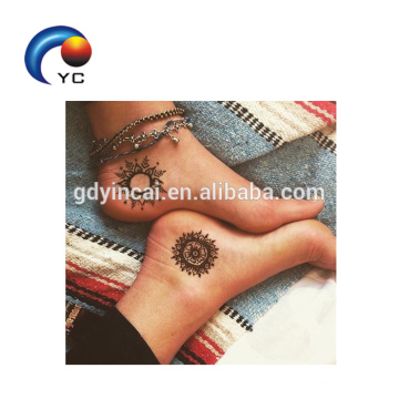 The Latest Henna Stencils Mehndi Style Beauty Design with Competitive Price