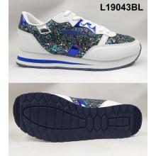 Atacado de Glitter Sneaker Shoes