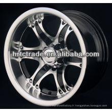 14/15 pouces belle roue de voiture sport réplique de 6 trous 139 mm