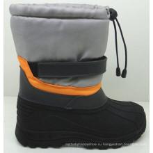 Новые дизайны обуви для инъекций Снежные сапоги в высоком качестве (SNOW-190021)