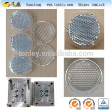 transparent PMMA plastic led light cover injection molding,mold