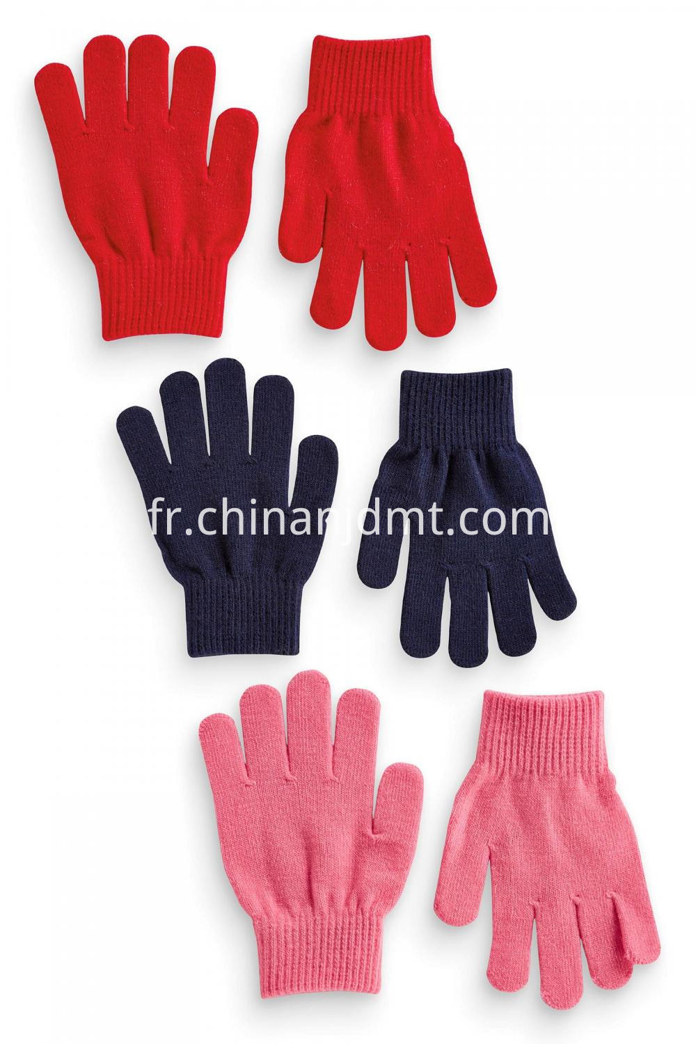Three Pack Magic Gloves