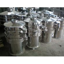 Equipo vibratorio de la máquina tamizadora para el secador en la industria