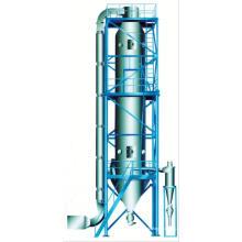 Serie 2017 YPG atomizador de presión direr, ventajas SS de secador de lecho fluidizado, doble rotativo líquido