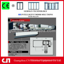 Mecanismo de puerta automática profesional G70