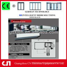 Mecanismo de Portão Automático Profissional G70