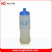 Plastic Sport Water Bottle, Plastic Sport Water Bottle, 700ml Plastic Drink Bottle (KL-6748)