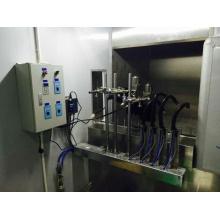 Equipo completamente automático de la capa de uv spray