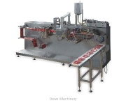 Fully automatic facial Mask packing machinery