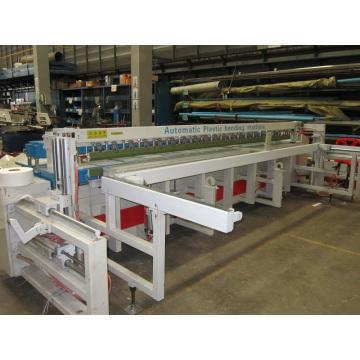 Автоматическая машина для стыковой сварки и гибки пластмасс