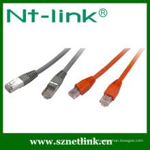 Longueur personnalisée 2m 3m 5m cat6 ftp patch cord