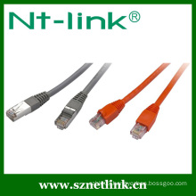 customized length 2m 3m 5m cat6 ftp patch cord