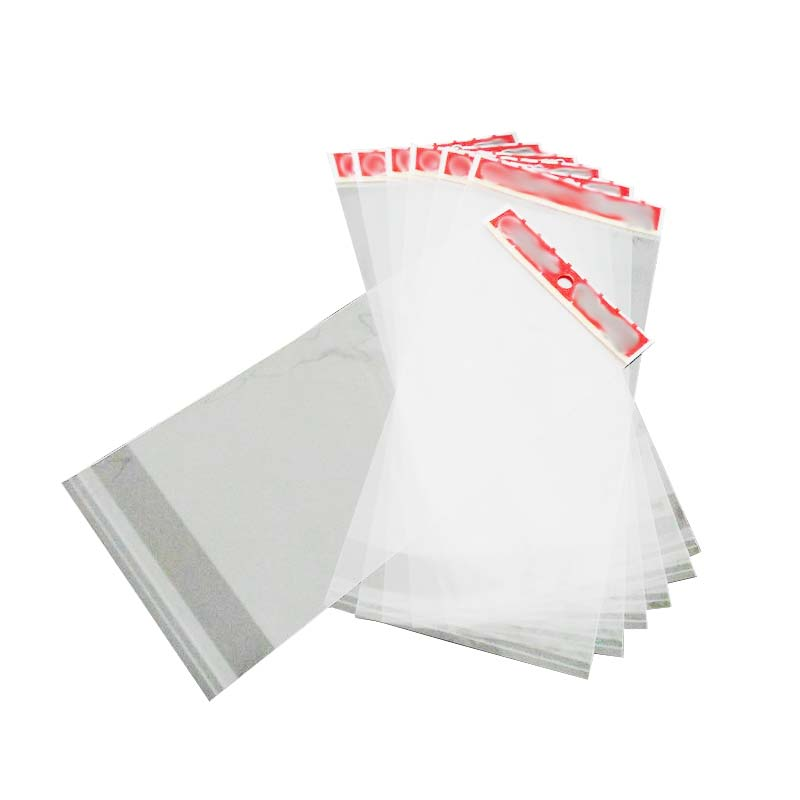 Professional Production OPP Card Head Bags