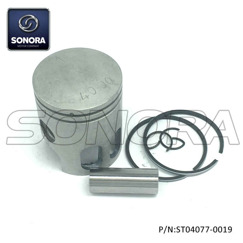 ST04077-0019 Piston kit for YAMAHA DT50 40MM (2)