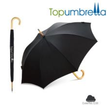 Topumbrella китайских импортеров черные зонтики для продажи