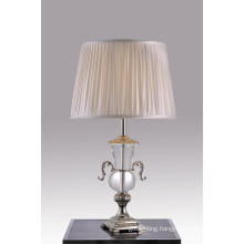 Fancy Crystal Brass Hotel Table Lamps (BT6101)