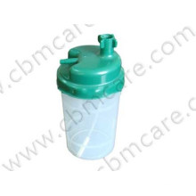 Disposable O2 Humidifier Bottle Without Safety Valve