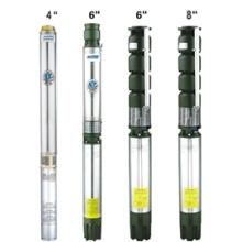 Qj Series Deep Well Submersible Pump