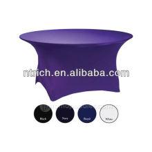 toalha de mesa de lycra/elastano, pano de tabela usado para banquetes, apto para todos os tipos de tabelas