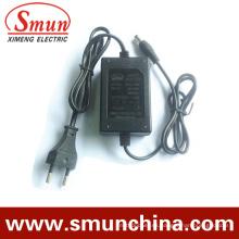 Adaptador de fuente de alimentación para monitor de interior / interior 12V1a AC / DC (SM-12-1)