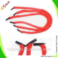PP Braided Cord With Clear Plastic Barbs