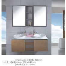 Gespiegelte Eitelkeits-Edelstahl-Badezimmer-Möbel mit guter Qualität