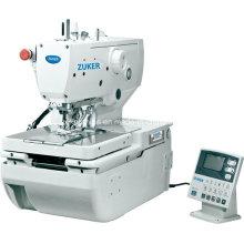 Bouton de frère ordinateur oeillet Zuker Holing Machine à coudre industrielle (ZK9820)