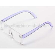 Proveedor chino de los marcos ópticos de las nuevas gafas del diseño, compra a granel de China