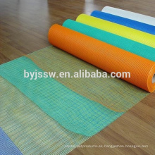 Fábrica de malla de fibra de vidrio de resistencia alcalina
