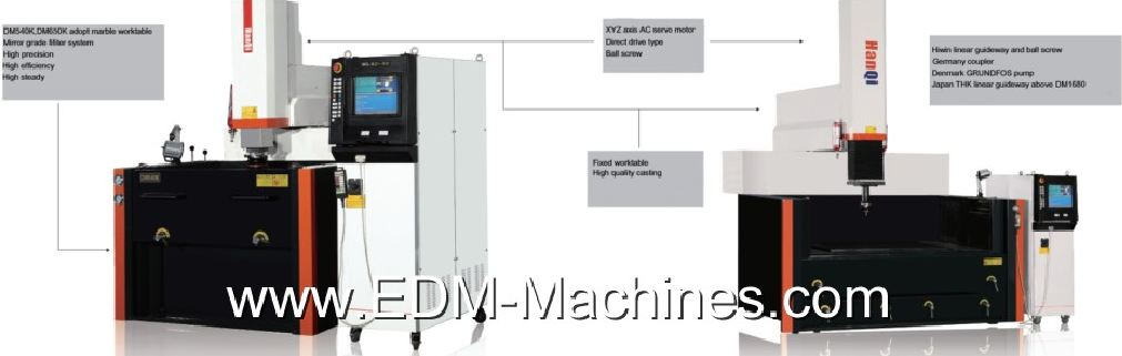 India EDM machine supplier