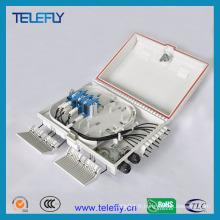 Fournisseurs de Shenzhen pour le boîtier de fibre optique FTTH 16-Core