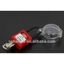 Dispositivos de bloqueo eléctrico BD-D51, Bloqueo de parada de emergencia Etiqueta de bloqueo de China Brady