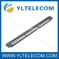 Patchpanel 24port Unequiped