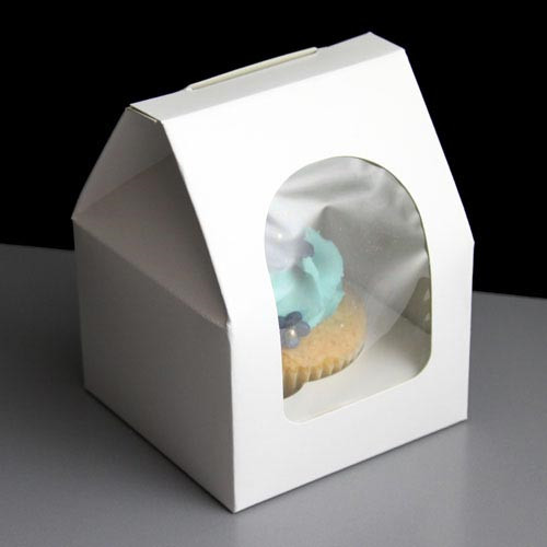 Single Cupcake Box Side 18